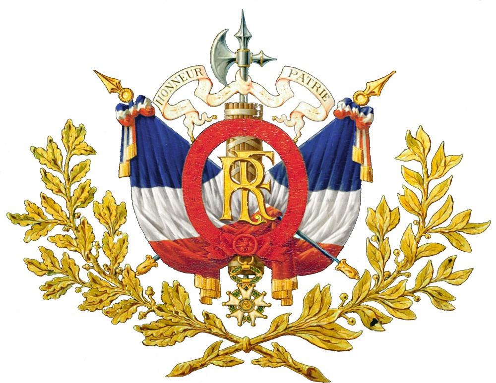 Неофициальный герб Франции