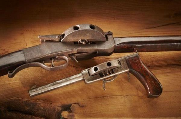 Оружие 19 века