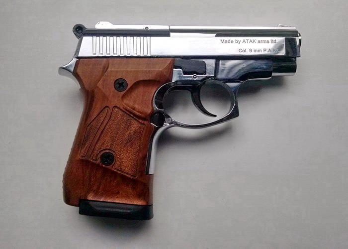 Пистолет ATAK arms