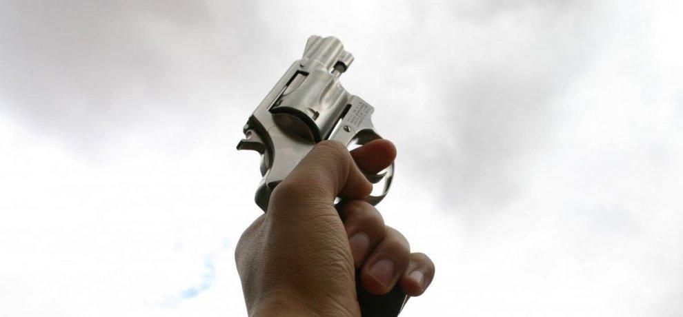 Применение стартового револьвера