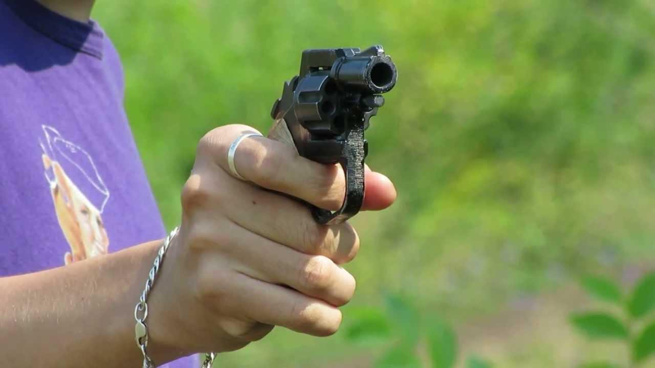 Самооборона со стартовым оружием