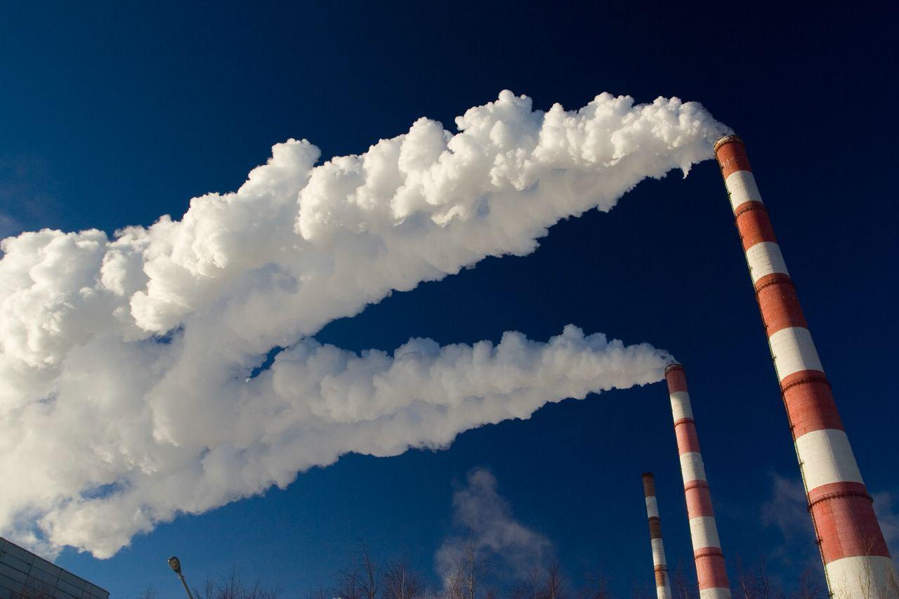 Снижение количества выбросов