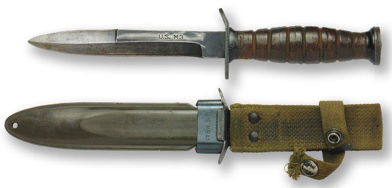 Современные окопные ножи
