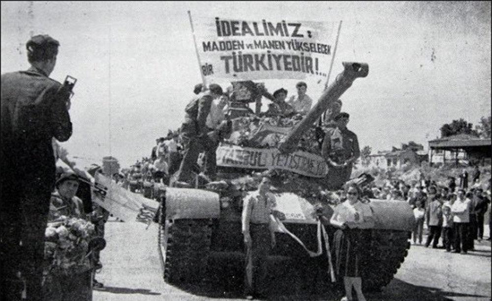 Военный переворот в Турции 1960 года