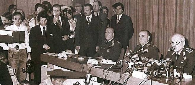 Военный переворот в Турции 1980 года