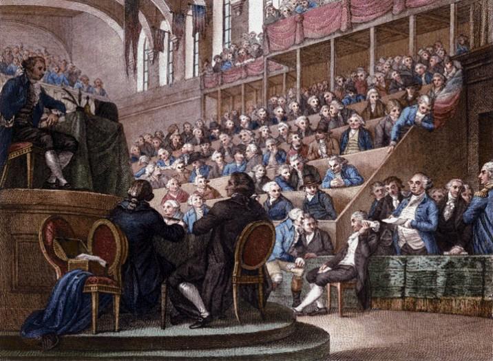 Заседание Национального Конвента
