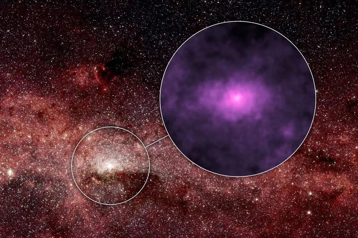 Звездное кладбище в нашей галактике