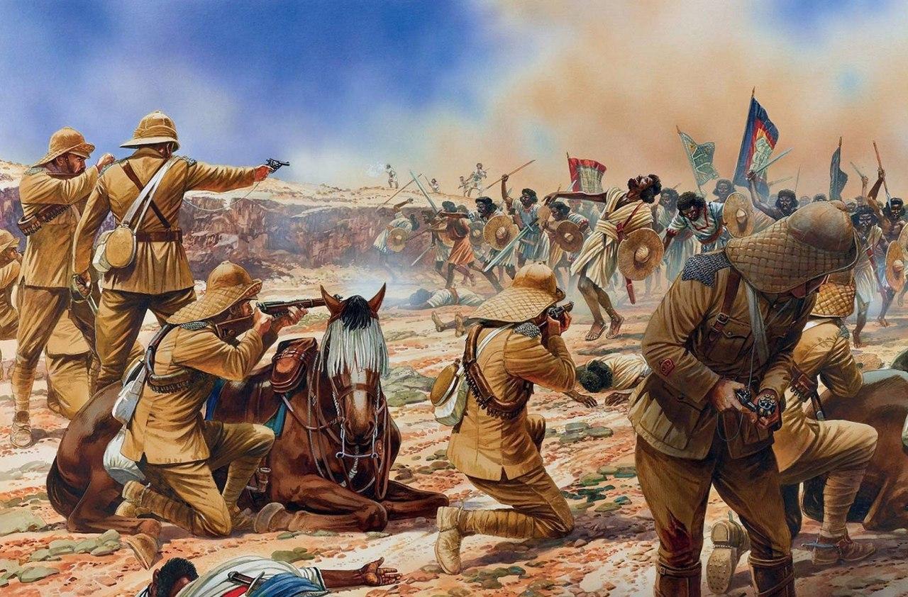 Англо-египетская война 1882 года