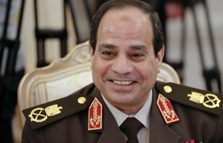 Действующий президент Египта