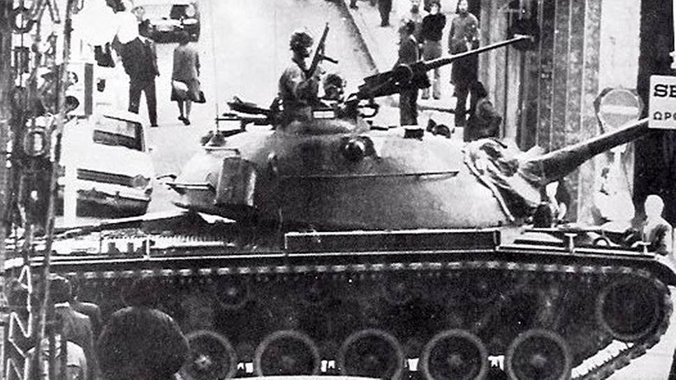 Эпоха военных переворотов