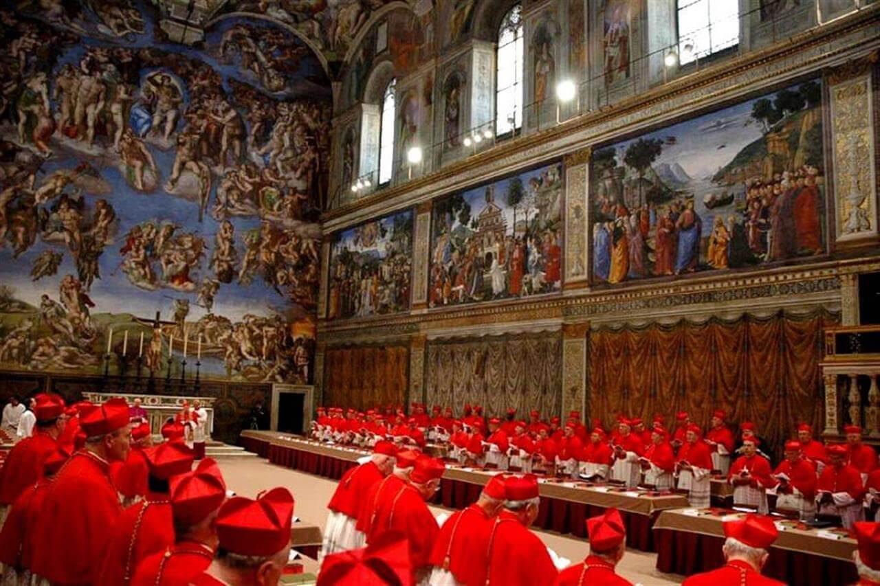 Конклав кардиналов