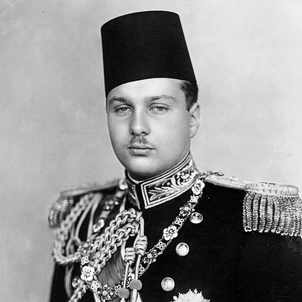 Король Фарук I