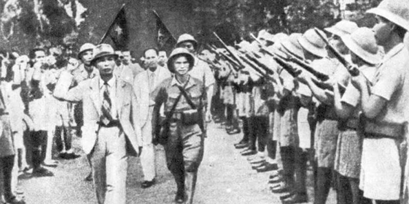 Начало народно-освободительной борьбы