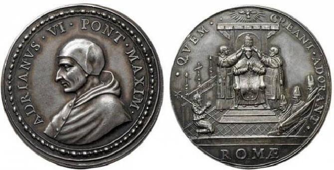Печатка папы Адриана VI