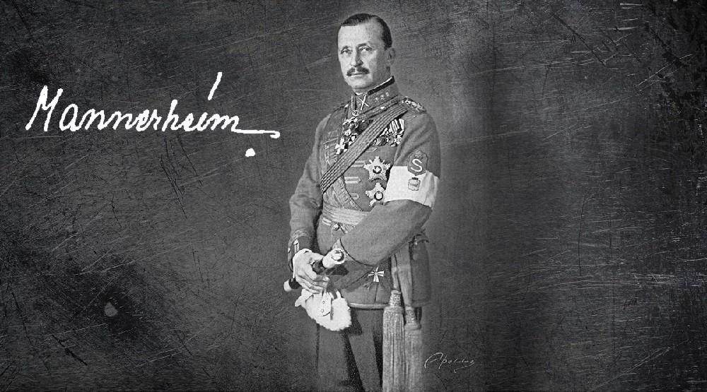 Президент Маннергейм