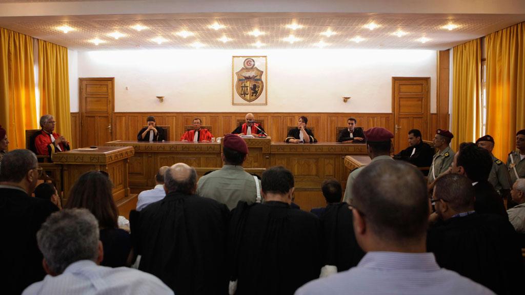 Религиозный суд в Саудовской Аравии