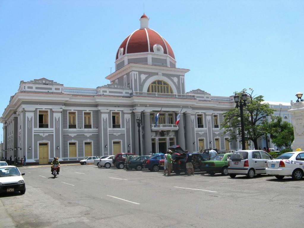 Резиденция губернатора Кубы