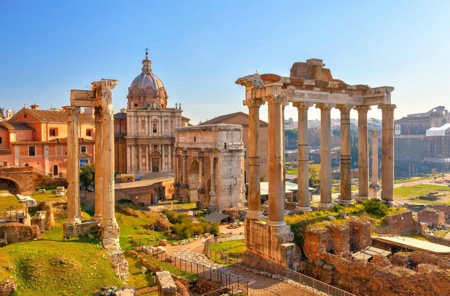 Рим - центр христианства