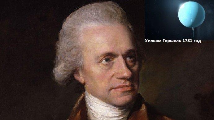 Уильям Гершель и Уран