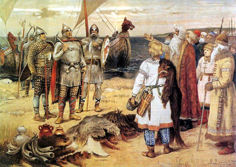 Варяги на Балтике