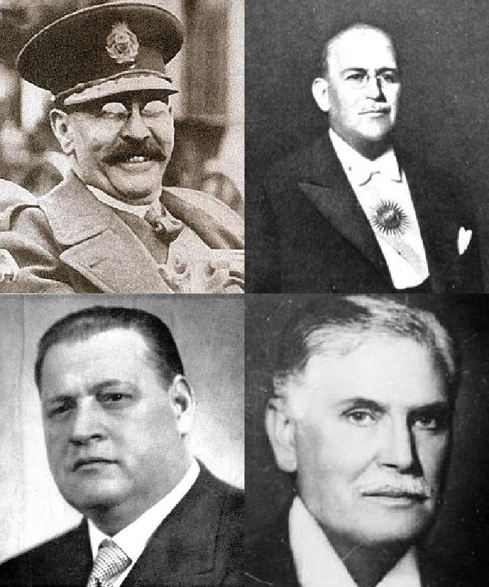 Военная хунта 1930-1943
