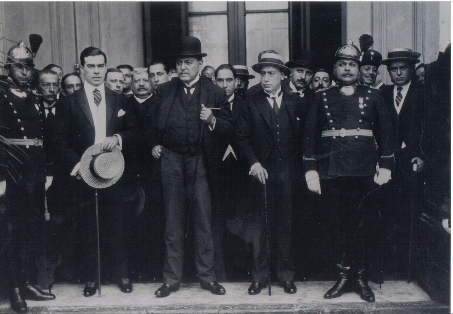 Военный переворот 1930 года