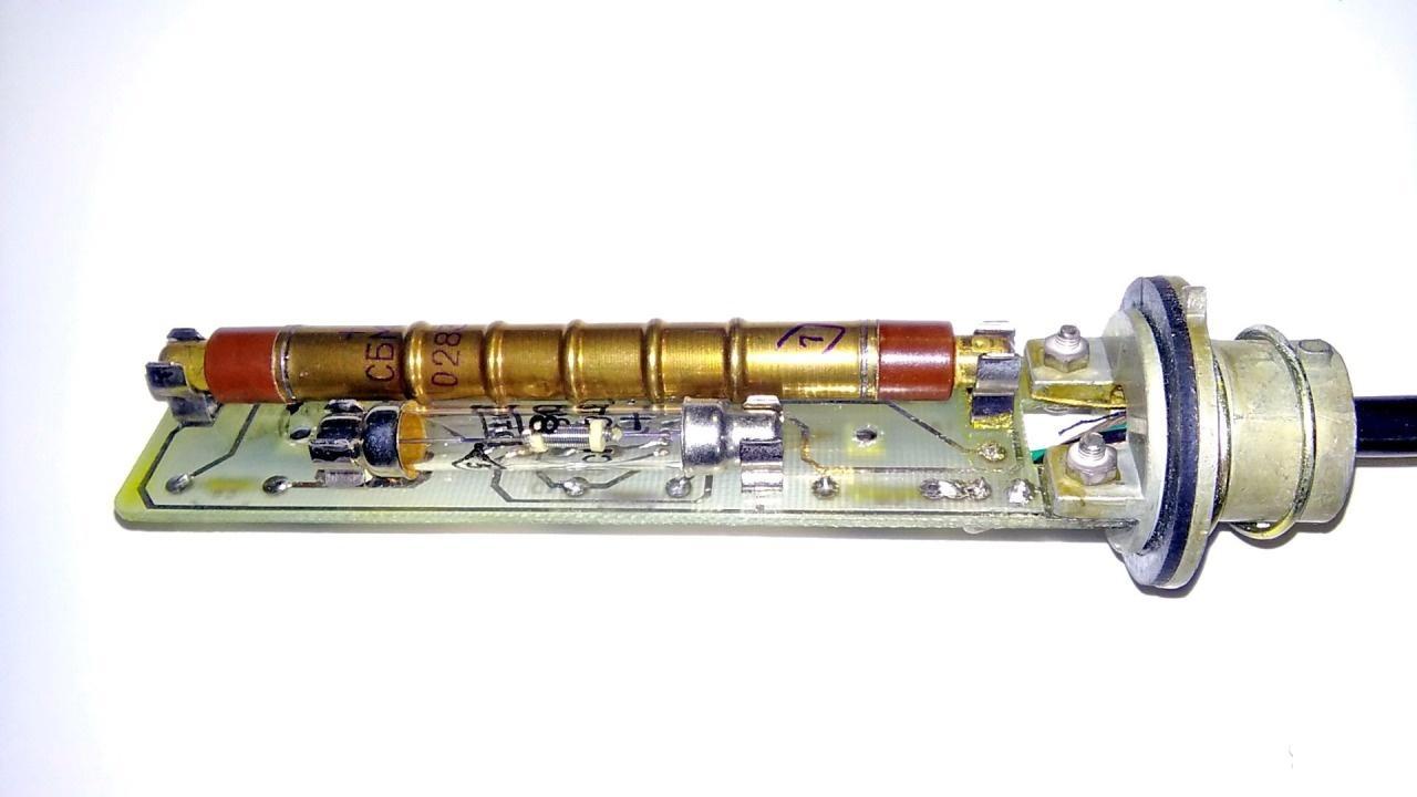 Зонд дозиметра ДП-5