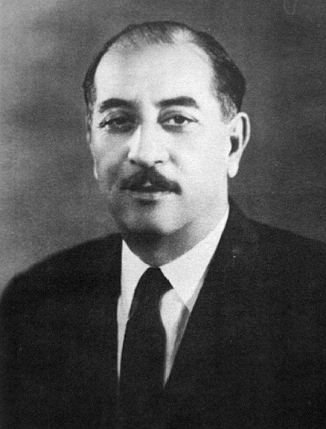 Ахмед Хасан Бакр