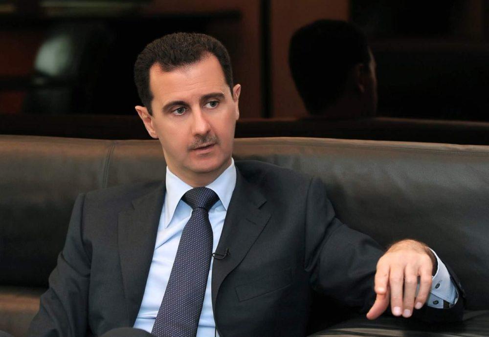 Асад Башар