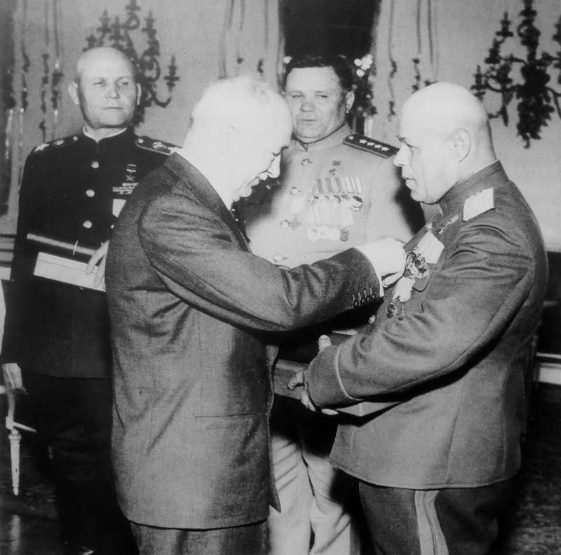 Бенеш и советские генералы