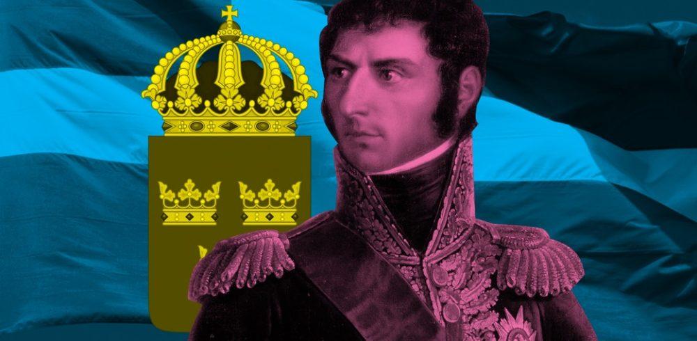 Бернадот, король Швеции