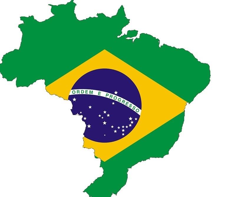 Бразилия и флаг