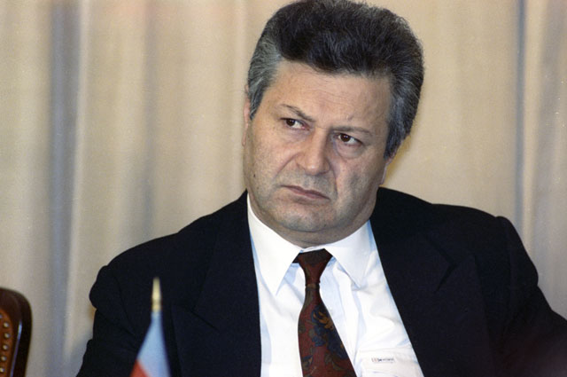 Бывший президент Азербайджана