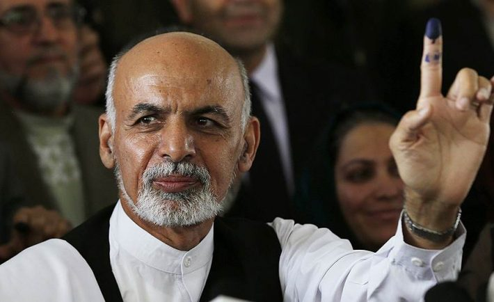 Действующий президент Афганистана