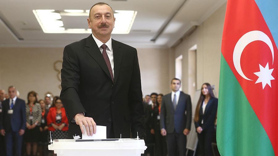 Действующий президент Азербайджана