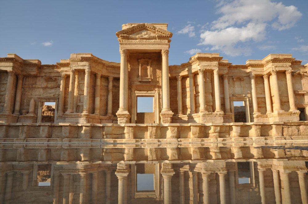 Древняя Пальмира, Сирия