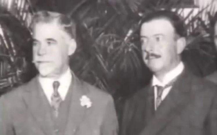 Два последних президента старой республики