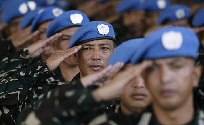 Филиппинский миротворческий контингент ООН