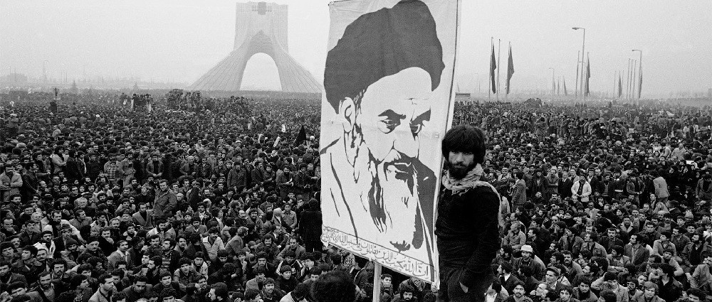 Исламская революция в Иране