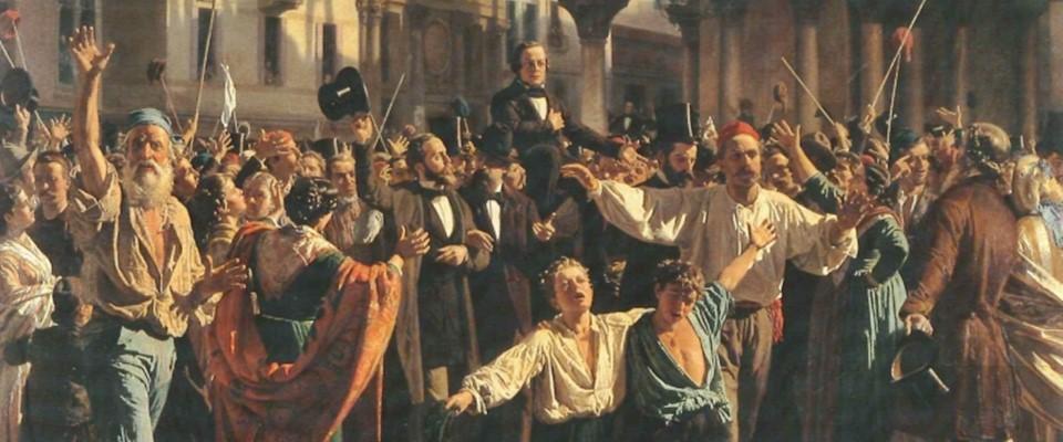 Итальянская революция 1848 года
