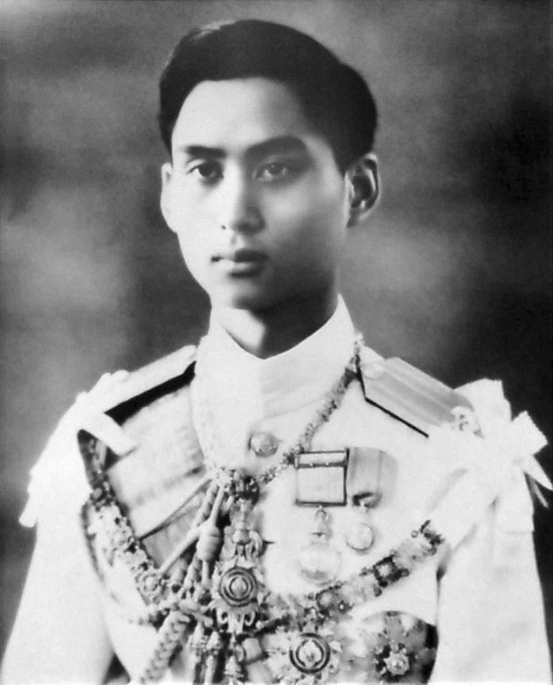 Король Рама VIII