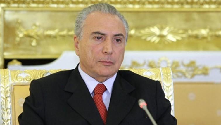 Нынешний президент Бразилии