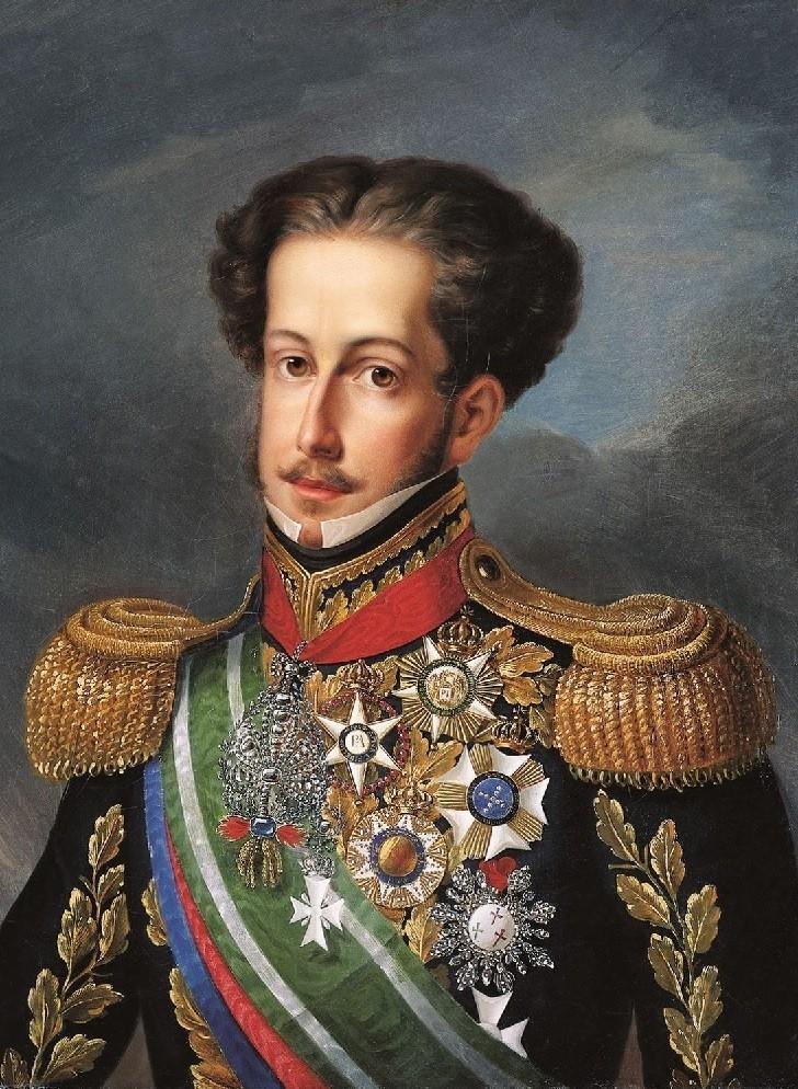Первый император Бразилии