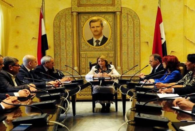 Правительственная встреча