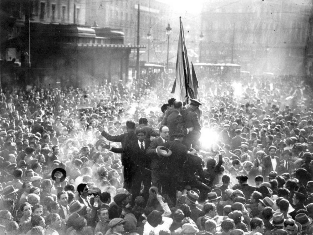 Революция в Испании 1931 года