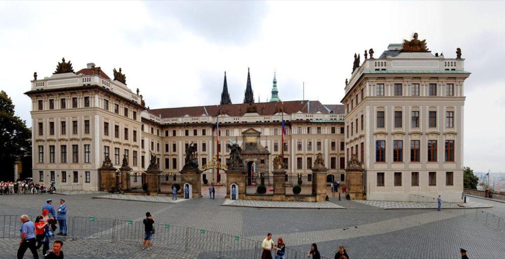 Резиденция Пражский Град