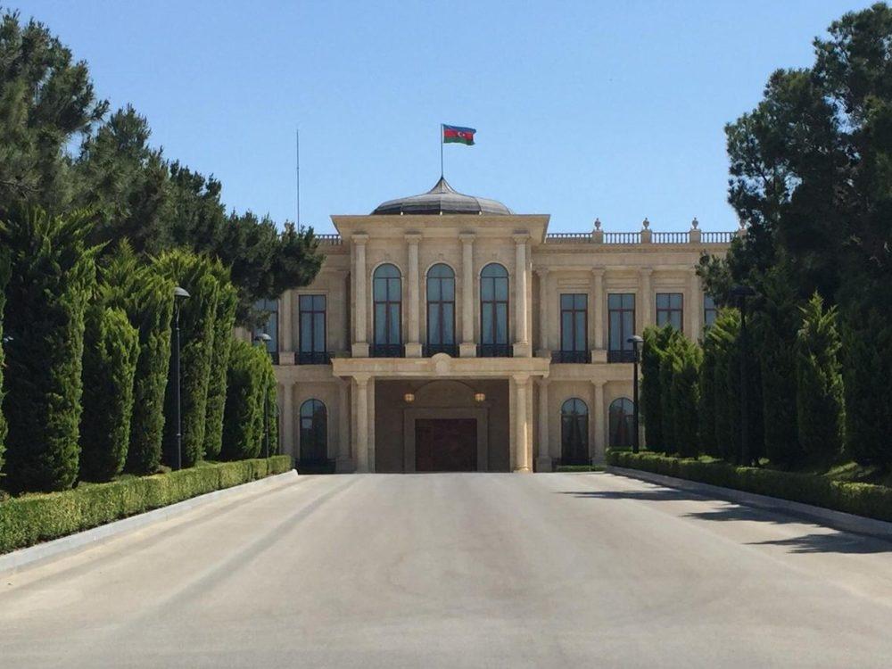 Резиденция президента Азербайджана