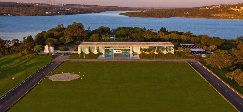 Резиденция президента Бразилии