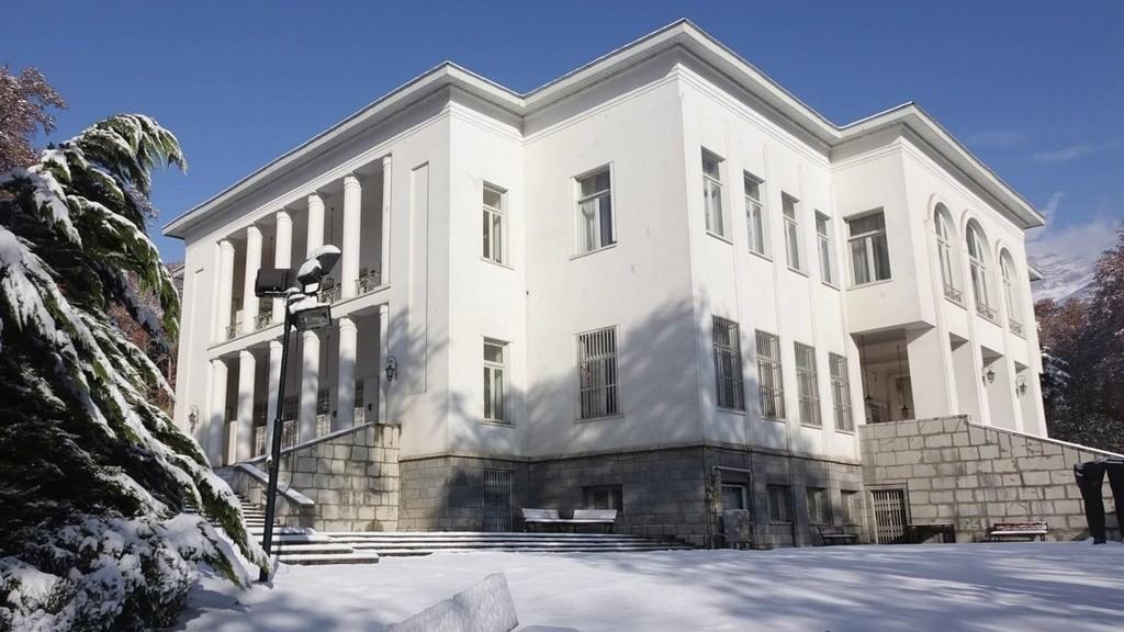 Резиденция президента Ирана