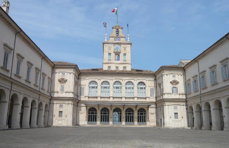 Резиденция президента Италии